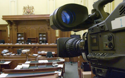 cameras in the courtroom pros and cons