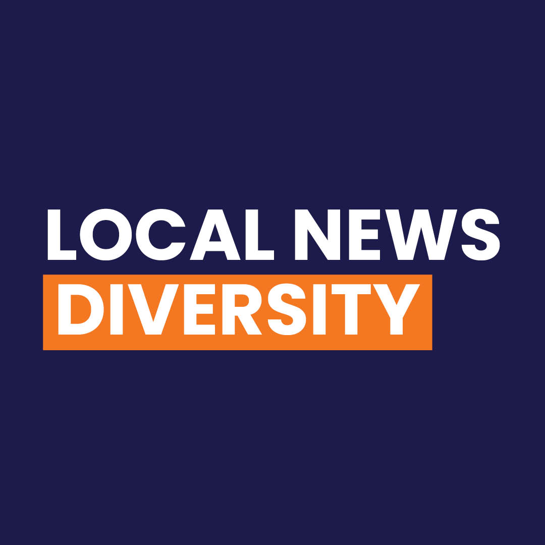 Research: Local news diversity reaches records, but representation gap shrinks slowly