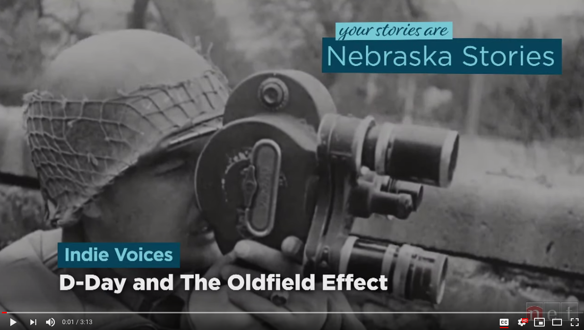 NET Video: D-Day and The Oldfield Effect  Description automatically generated