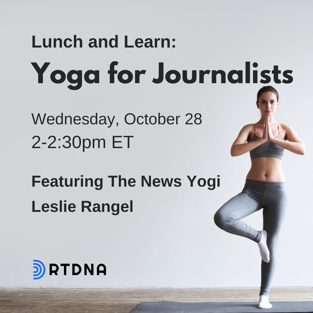 Lunch and Learn Yoga