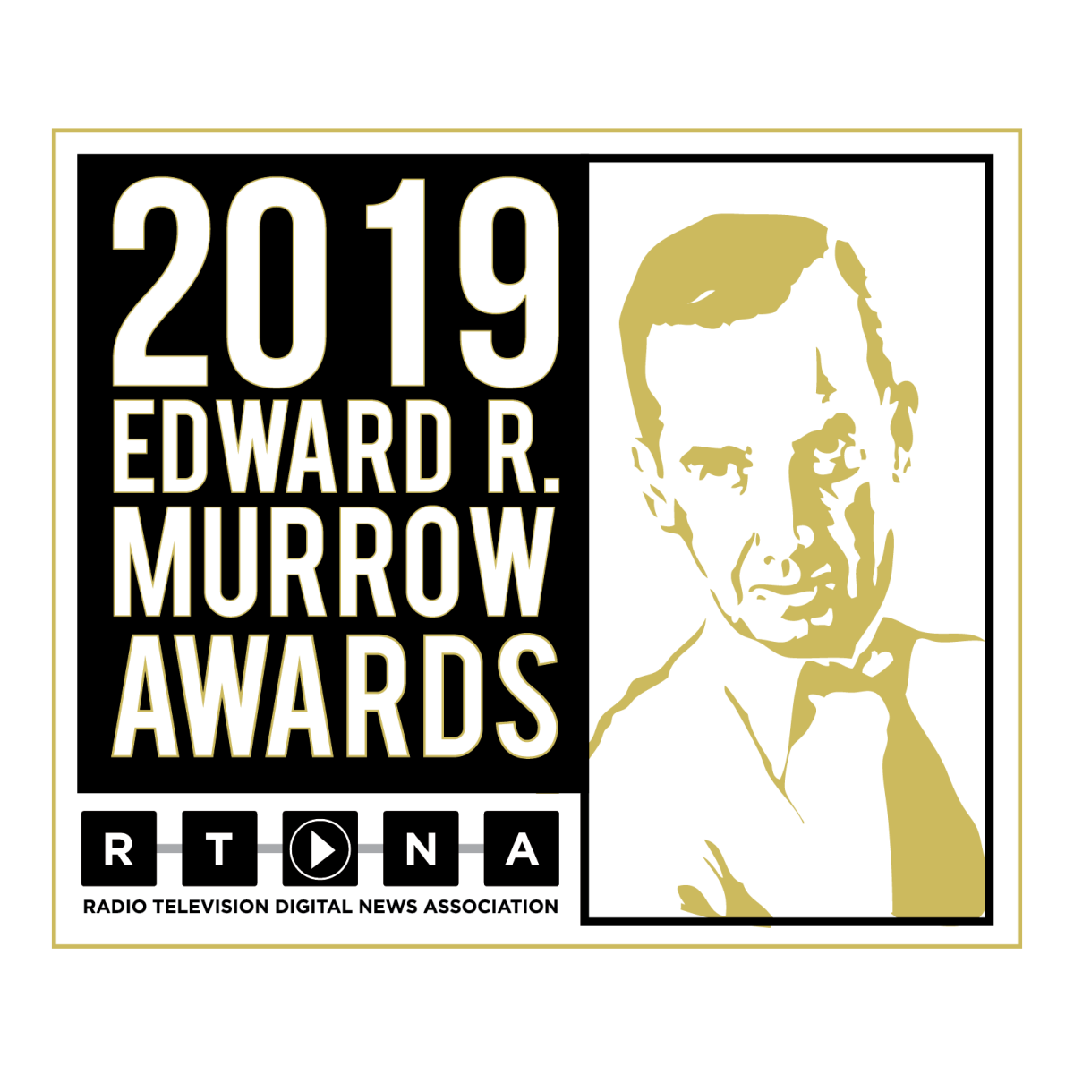 Murrow 2019 Logo