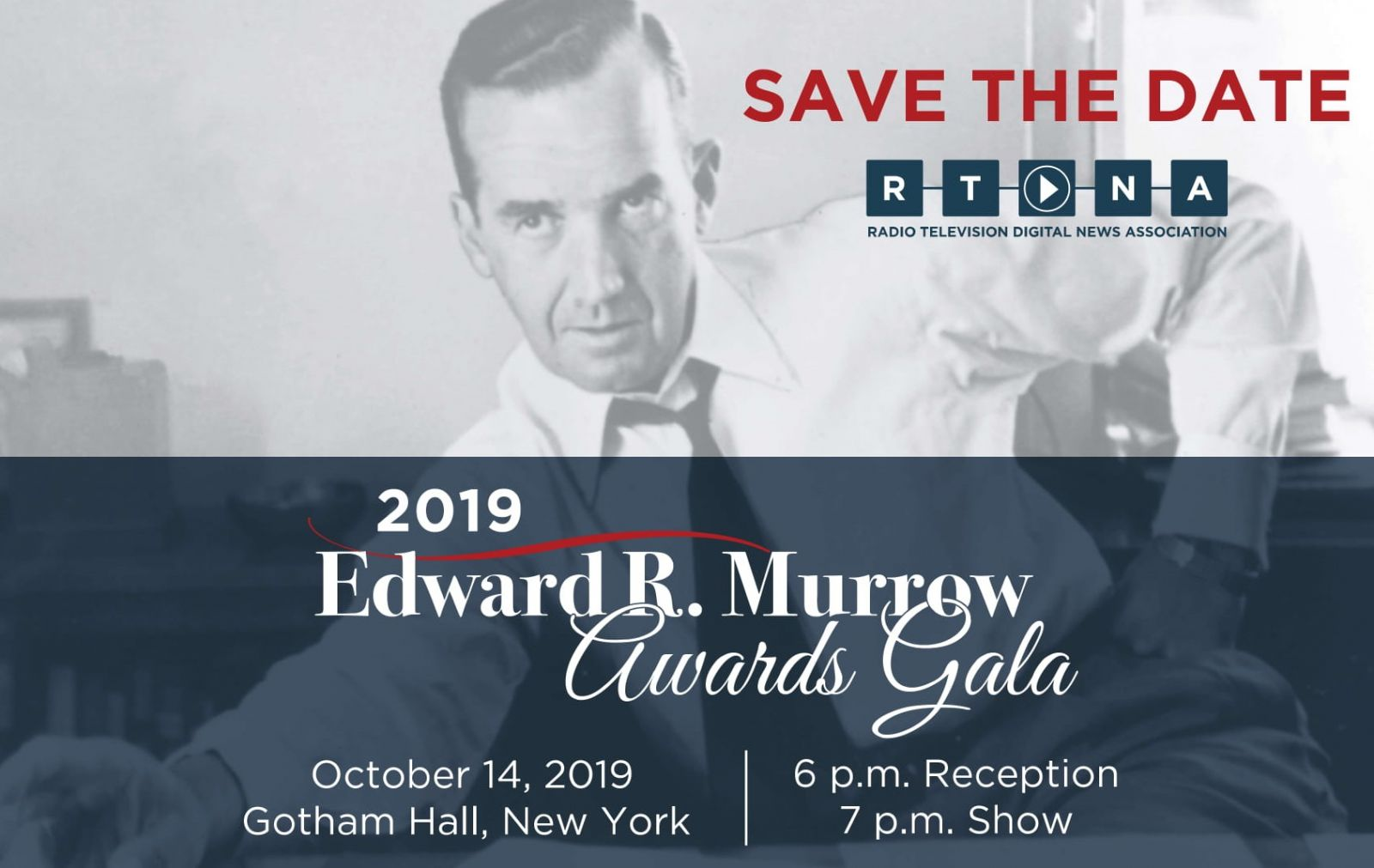 Murrows 2019 Save The Date
