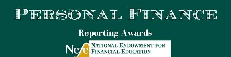 NEFE Personal Finance Reporting Awards