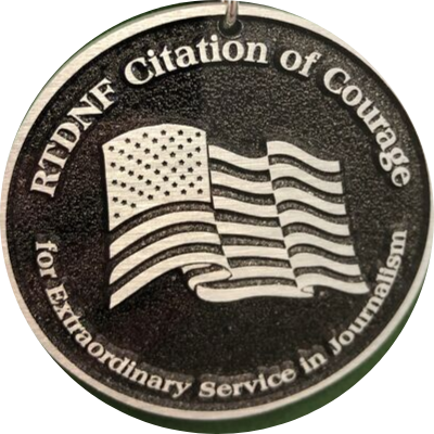 RTDNF Citation of Courage